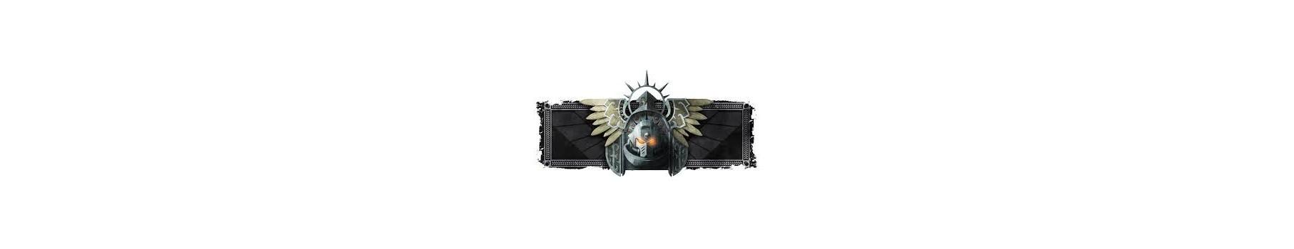 L'Armée des Black Templars de votre Ludicaire Au Chapeau Enchanté