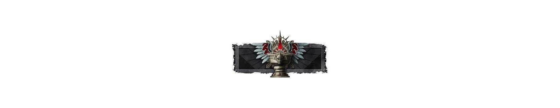 L'Armée des Blood Angels de votre Ludicaire Au Chapeau Enchanté