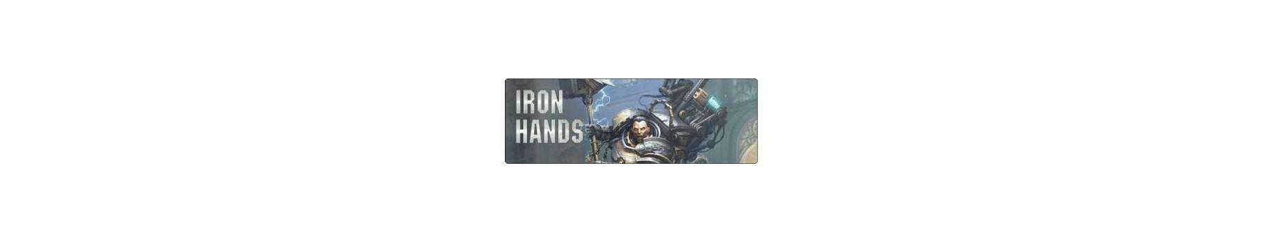 L'Armée des Iron hands de votre Ludicaire Au Chapeau Enchanté