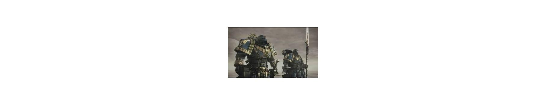 L'Armée des Ultramarines de votre Ludicaire Au Chapeau Enchanté