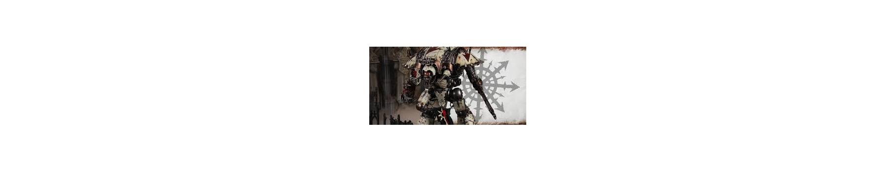L'Armée des Knights du Chaos de votre Ludicaire Au Chapeau Enchanté