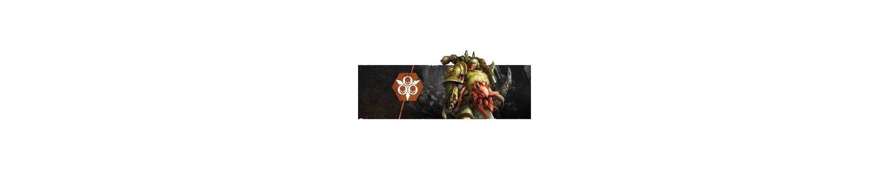 L'Armée de la Death Guard de votre Ludicaire Au Chapeau Enchanté
