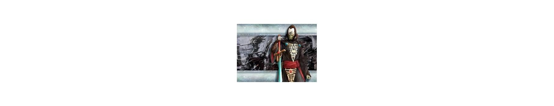 L'Armée des Eldars de votre Ludicaire Au Chapeau Enchanté