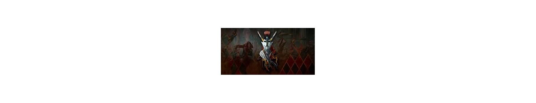 L'Armée des Harlequins de votre Ludicaire Au Chapeau Enchanté