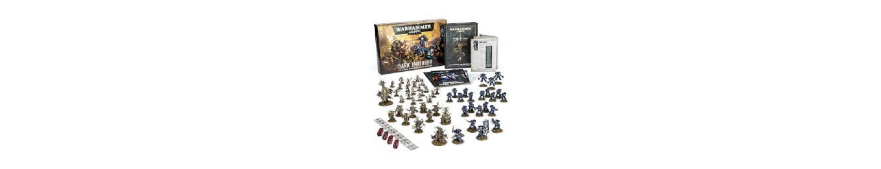 Débuter Warhammer 40K avec votre Ludicaire Au Chapeau Enchanté