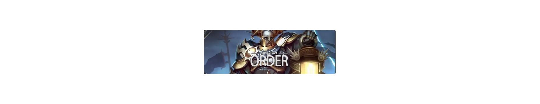 La Grande Alliance de l'Ordre - AoS de votre Ludicaire Au Chapeau Enchanté