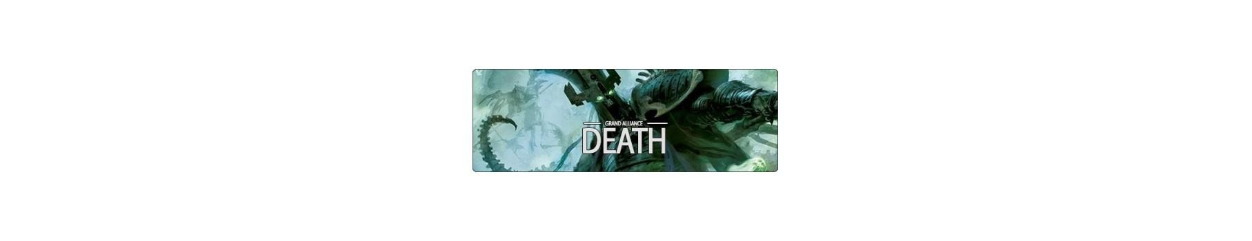 La Grande Alliance de la Mort - AoS de votre Ludicaire Au Chapeau Enchanté