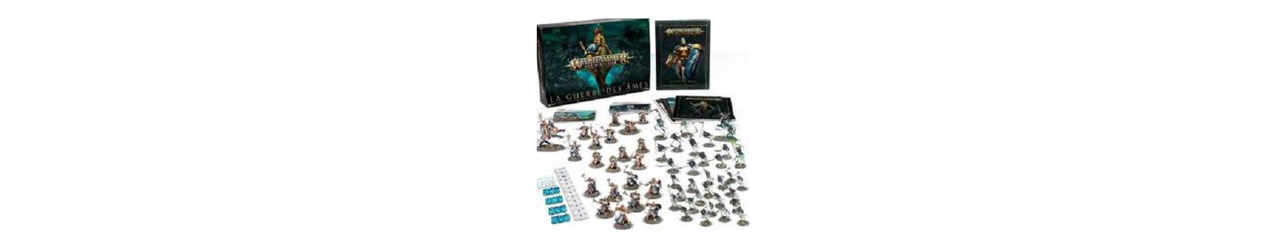 Débuter Warhammer Age of Sigmar avec votre Ludicaire Au Chapeau Enchanté