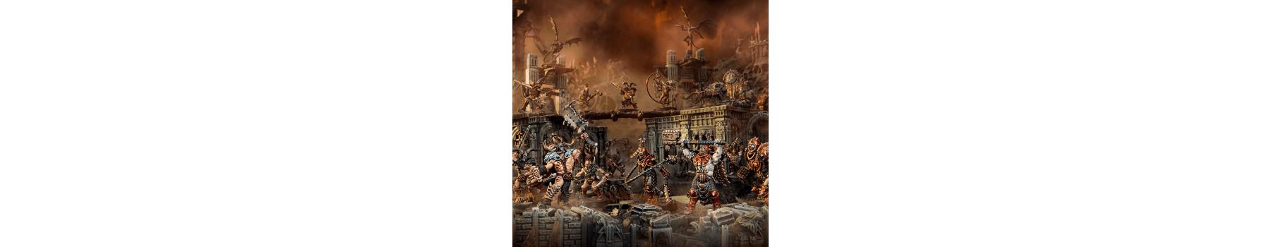 Les décors de Warhammer Age of Sigmar de votre Ludicaire Au Chapeau Enchanté
