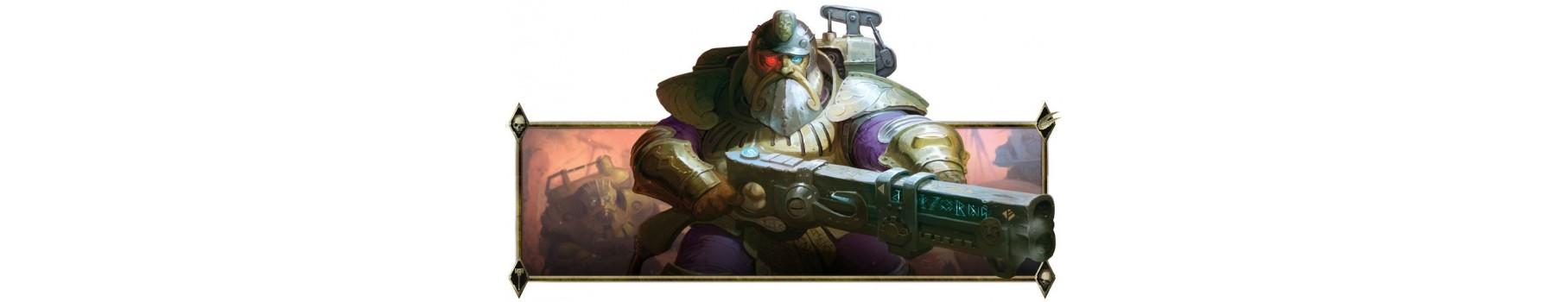L'Armée des Kharadron Overlords de votre Ludicaire Au Chapeau Enchanté