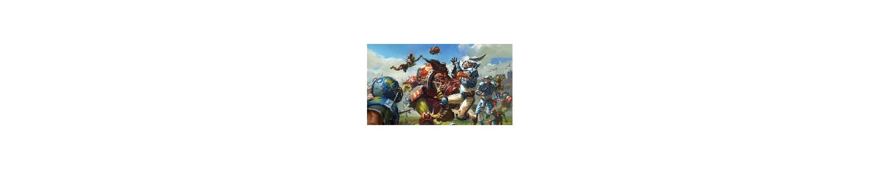 L'Univers Blood Bowl de votre Ludicaire Au Chapeau Enchanté