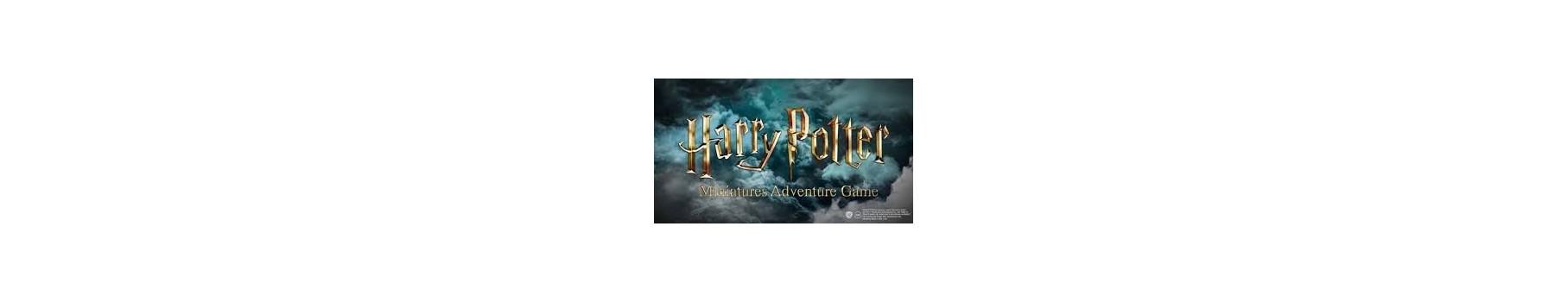 L'Univers Harry Potter The Miniatures Adventure Game de votre Ludicaire Au Chapeau enchanté