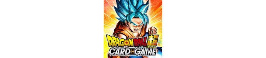 Les Cartes Dragon Ball Super de votre Ludicaire Au Chapeau Enchanté