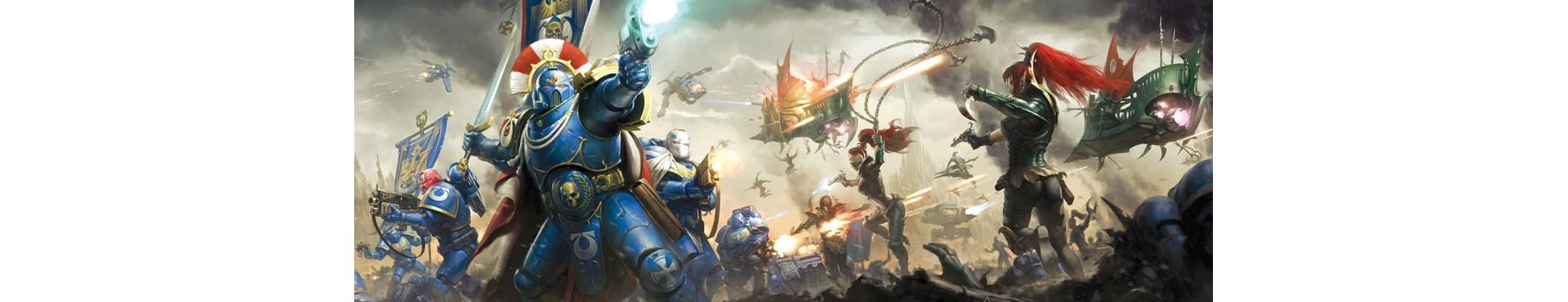 L'Univers Warhammer 40K - Conquest de votre Ludicaire Au Chapeau Enchanté