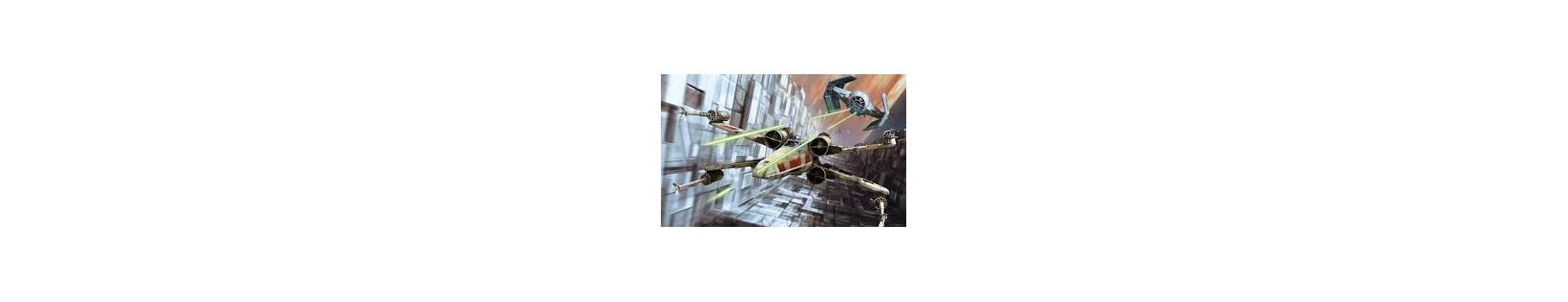 L'Univers Star Wars X-Wing de votre Ludicaire Au Chapeau enchanté