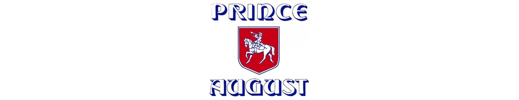 La gamme de peintures Prince August de votre Ludicaire Au Chapeau Enchanté