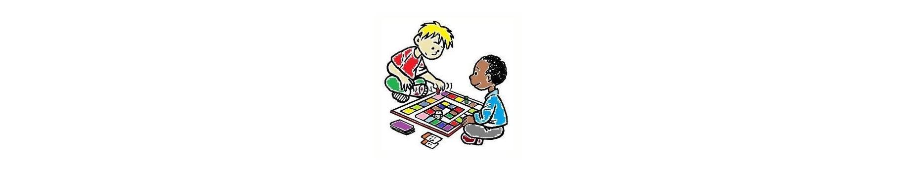 Les Jeux pour enfants de votre Ludicaire Au Chapeau Enchanté