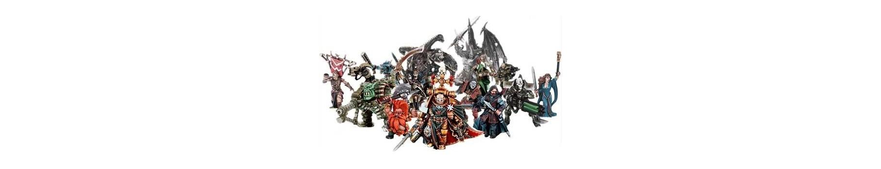 L'Univers Warhammer Age of Sigmar de votre Ludicaire Au Chapeau Enchanté