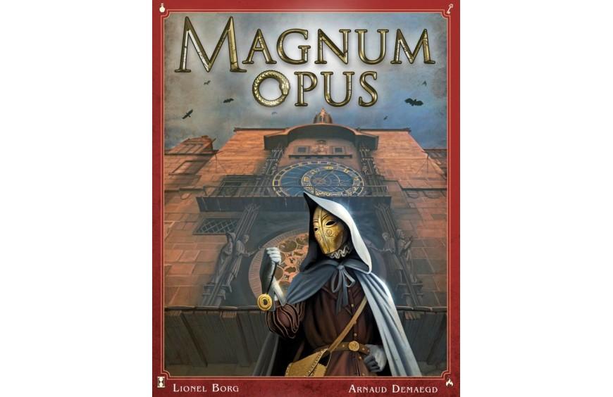 Magnum opus, un futur best sellers ?